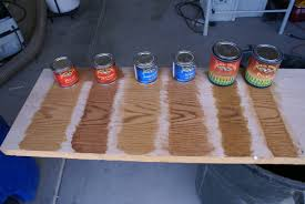 how to use minwax gel stain on kitchen cabinets matching color the easy way the wood whisperer
