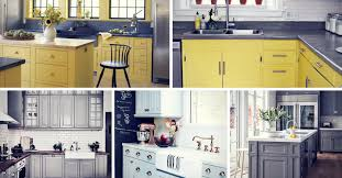 color ideas for kitchen cabinets 20 gorgeous kitchen cabinet color ideas for every type of kitchen