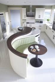 curved kitchen island creative wood kitchens kitchen design all kitchen guide