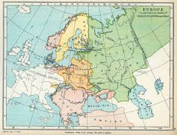 Map Of Europe 1500 by Map Of Europe 1700 1721