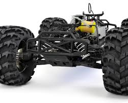 monster truck rc nitro earthquake 3 5 1 8 rtr 4wd nitro monster truck red by redcat