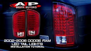 02 06 dodge ram led lights install ajp distributors