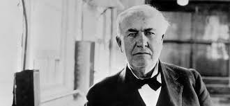 Inventor Of The Light Bulb Yes Thomas Edison Actually Made Job Candidates Try A Bowl Of Soup