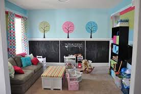 Exciting Ideas To Decorate Kids Rooms With Colored Chalkboard Paint - Paint for kids rooms