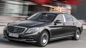 maybach car mercedes benz the new 2016 mercedes maybach s600 is grösse