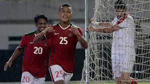 detiksport jadwal sepakbola indonesia siaran langsung timnas vs guyana sore ini