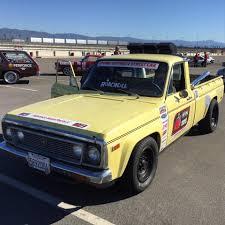 yellow nissan truck roadkill u0027s mazda mini truck