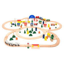 Imaginarium Train Set With Table 55 Piece Toy Trains U0026 Train Sets Target