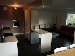 cuisine ouverte sur salon photos rénovation cuisine ouverte sur salon 85 m grenoble