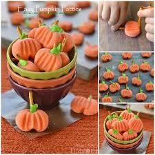 easy pumpkin patties on timeout