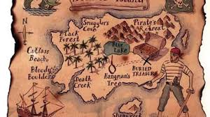Treasure Island Map Treasure Island Summary Pt 2 Youtube
