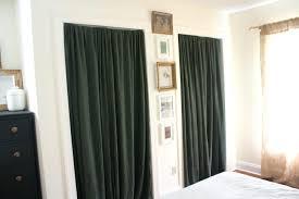 Cloth Closet Doors Closet Closet Door Hanger Best Closet Door Curtains Ideas On