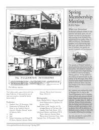 Sears Homes Floor Plans by The Fullerton House At 111 East Forest Ypsilanti Gleanings