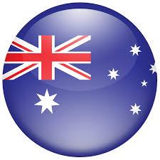 Australia Flags Australia Day Gifted Guru
