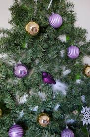 Plant Used As A Christmas Decoration Have A Baby Put A Diy Christmas Tree On The Wall
