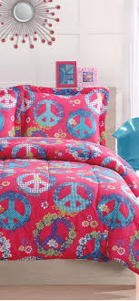 peace sign bedroom cosmo girl peace sign bedding girls bedrooms girls bedding room