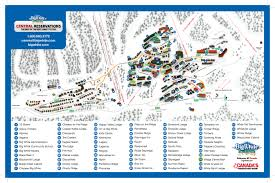 Map Walking Distance Maps U0026 Brochures Big White