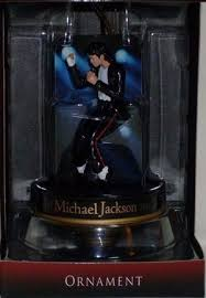 michael jackson the king of pop the gloved one ornament