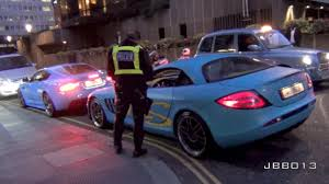 turquoise bentley turquoise slr 722 u0026 quicksilver dbs pulled over by police in