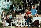 The Big Chill cast in front of