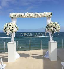 Wedding Ceremony Arch Wedding Venues Melbourne