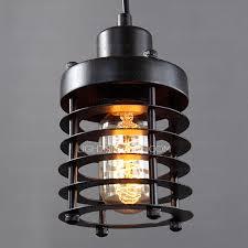 industrial pendant lighting fixtures antique wrought iron e26 e27 industrial pendant light fixtures