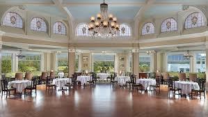 Dining Room At The Modern Mt Washington Hotel Restaurant Main Dining Room Omni