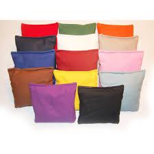 bags set of 8 corn hole bean bags bean bags