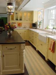 Long And Narrow Kitchen Designs Best 25 Yellow Kitchen Designs Ideas On Pinterest Yellow