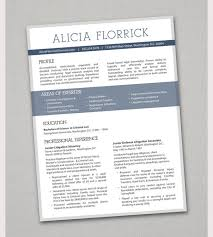 Unique Resume Templates Free Word Creative Resume Template U2013 81 Free Samples Examples Format
