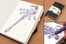 guide to choosing a sketchbook jetpens com