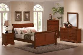 Traditional Cherry Bedroom Furniture - bedroom set traditional bedroom by american freight furniture with