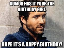 Birthday Girl Meme - 20 happy birthday girl memes word porn quotes love quotes life