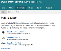 android studio vuforia tutorial trying vuforia with android studio paolo moschini