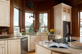 furniture traditional kitchen design with white american woodmark