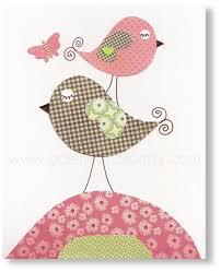 Bird Decor For Nursery Baby Nursery Decor Nursery Print Bird Nursery