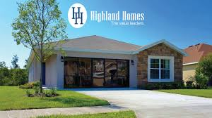 highland homes floor plans florida home plan