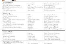 perfect design short resume examples pleasant ideas download com