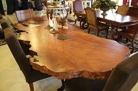 best natural solid wood furniture wood dining table designer wood