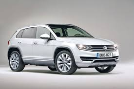 volkswagen tiguan white interior chunky look for new vw tiguan 2015 auto express