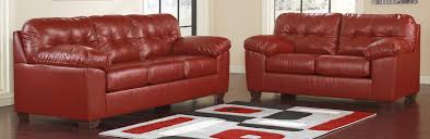 Living Room Set Ashley Furniture Buy Ashley Furniture 2010038 2010035 Set Alliston Durablend Salsa