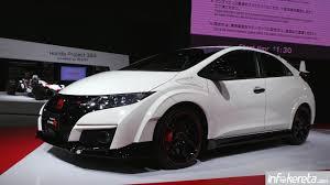 kereta vellfire warna hitam tokyo 2015 honda civic type r dilancarkan untuk pasaran jepun