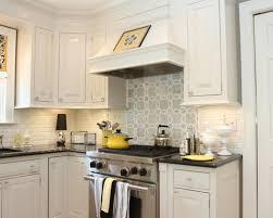 Houzz Kitchen Backsplash by White Kitchen Backsplash Design Ideas Remodel Pictures Houzz All