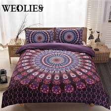 Bohemian Style Comforters Indian Bedding Cover Boho Style Bedding Indian Duvet Cover