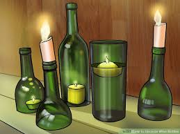 wine bottles 3 ways to upcycle wine bottles wikihow
