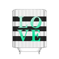 Mint Green Bathroom Accessories by Compare Prices On Mint Shower Curtain Online Shopping Buy Low