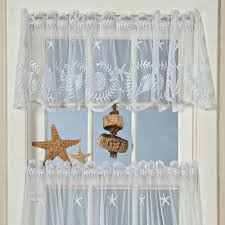 seaside lace curtains collection sturbridge yankee workshop