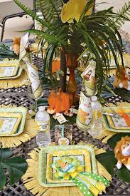 Lion King Decorations Best 25 Simba Baby Shower Ideas On Pinterest Lion King Baby