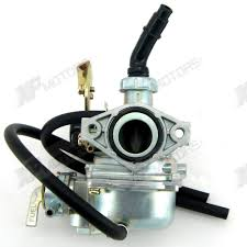 aliexpress com buy quad pit bike 110cc carburettor on off valve