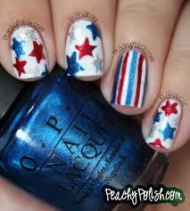 20 glitter 4th of july nail art ideas u0026 tutorials hative